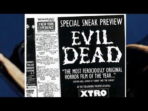 The Evil Dead  The Untold Saga Documentary