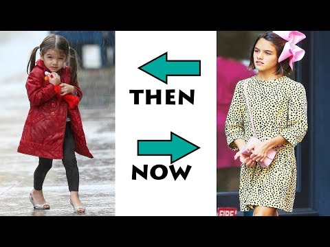 Tom Cruise & Katie Holmes Daughter ❝Suri Cruise❞ [2018]