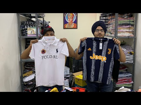 💯Wholesale T-shirts ,Lowers,Shorts Direct From Factory Ludhiana.