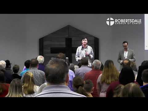 Andrew Itson - Dare to Dream #1- Robertsdale Church of Christ