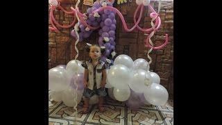 Оформление детских праздников: оформление годика ребенку, детский день рождения(Оформление детских праздников: оформление годика ребенку, детский день рождения Сайт: http://vsharm.myinsales.kz Офор..., 2016-01-12T12:07:36.000Z)