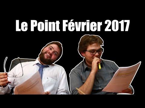Le Point - Février 2017
