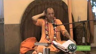 Шримад Бхагаватам 3.29.15 - Бхакти Ананта Кришна Госвами