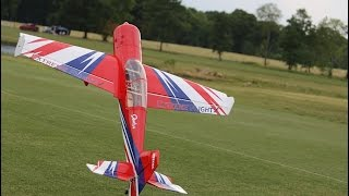 """Extreme Flight 91"""" Yak 54 EXP with Xpwr 60cc"""