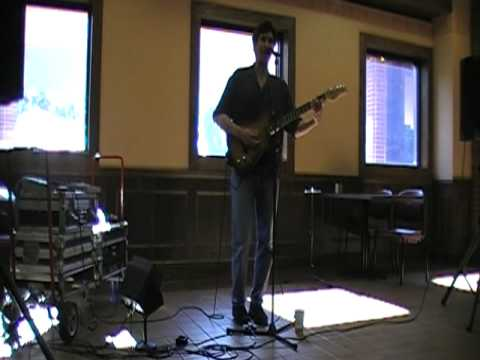 David Harris performs at PUC