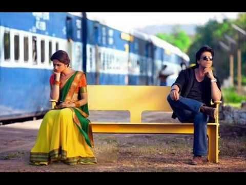 Tera Rastaa Chhodoon Na Shahrukh Khan and Deepika Padukone