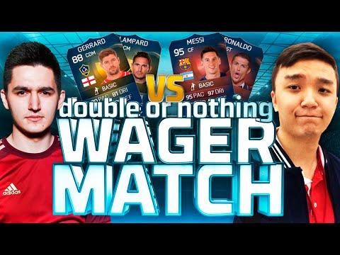 видео: FIFA 15   KEFIR VS ACOOL   WAGER MATCH