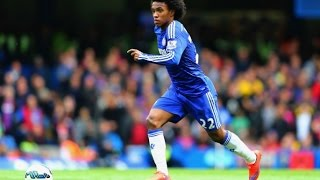 Willian ● Amazing Skills Show and Goals ● Chelsea ● 2016 HD