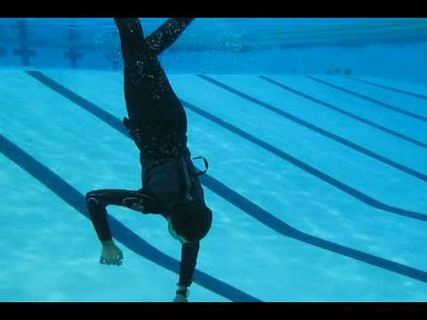 NAUI Dive Master Training:  Skin Ditch And Recovery