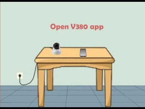 v380 app IP Camera Video use guide