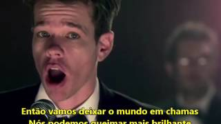 Fun.: - We Are Young ft. Janelle Monáe (Tradução)
