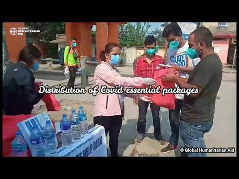 GHA Covid Help Desk | Global Humanitarian Aid