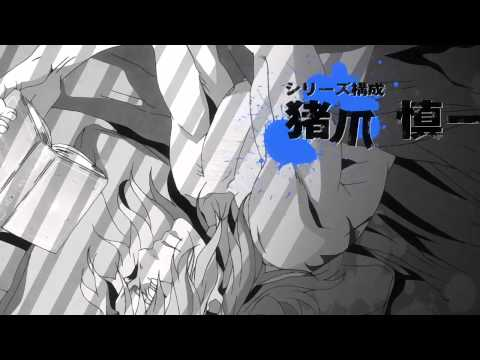 "Gangsta.「 OP/Opening 」 Full Color HD ♫ ""Renegade""♫"