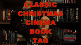 Classic Christmas Cinema| Book Tag Thumbnail