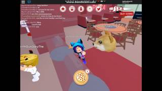 (Roblox Meep City) With Brother, The skillz cra cra
