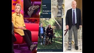 John McCain Weird Excuse for Switched Leg Injury Doesn
