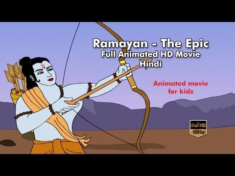 Ramayan Full Animated Movie in Hindi | रामायण हिन्दी | Ramayana in Hindi | Ramayan Episodes in Hindi
