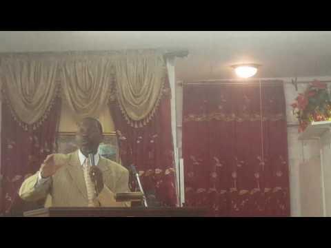 Bishop Douglas Jackson- June 28, 2017