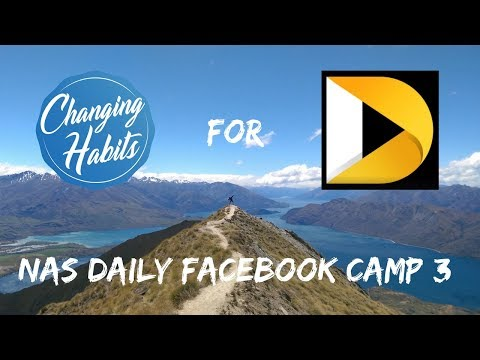 Changing Habits in Senegal - NAS Daily Facebook camp application