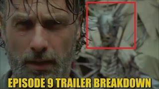 The Walking Dead Season 7 Episode 9 Trailer Breakdown