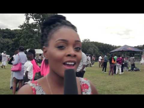 Ghana Party in The Park 2015