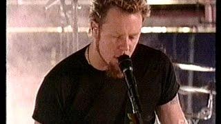 Metallica - Until It Sleeps - Live at The Billboard Awards (1999) [TV Broadcast]