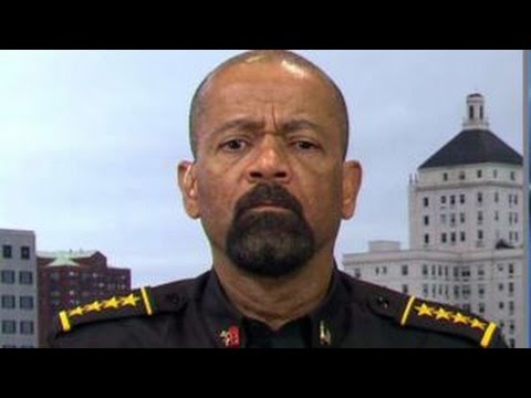 Sheriff Clarke: US Department of Justice is corrupt