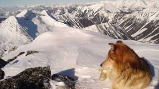Mount Carlyle Lodge - Backcountry Ski Lodge  BC.wmv