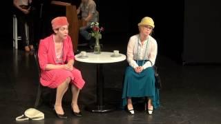Fiket musikalen - Julie Hall + Arvid Assarsson - del 5 - Gamla Väninnor