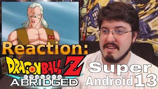 DragonBall Z Abridged Movie Super Android 13: #Reaction #AirierReacts