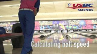 EJ Tackett's rev rate recorded at 2016 USBC Masters
