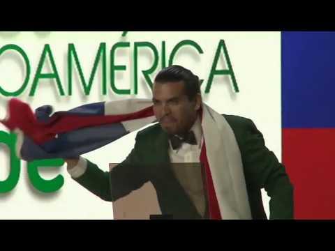 El dia que Aymapu ganó el Premio Latinoamerica Verde y cambió la historia...