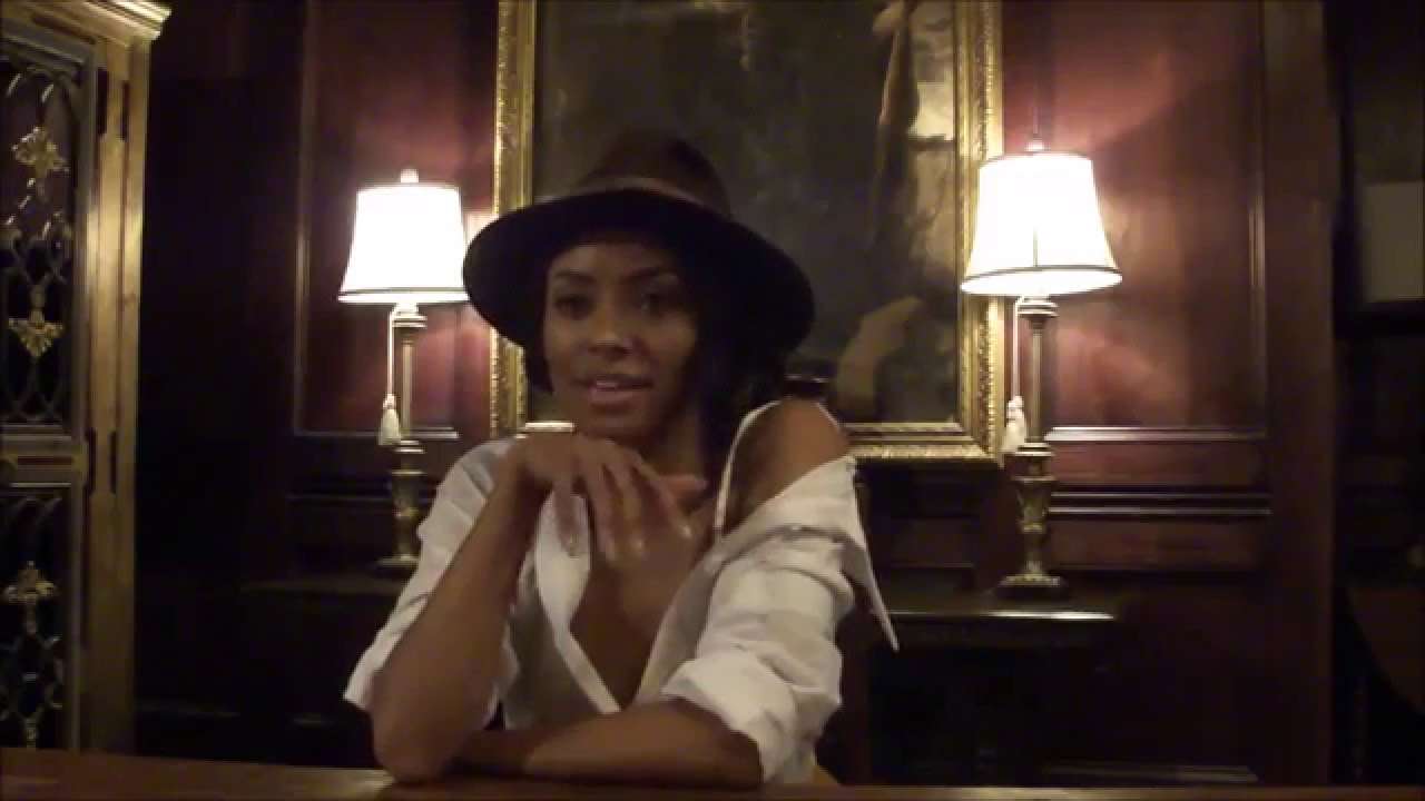 the vampire diaries interview with kat graham youtube