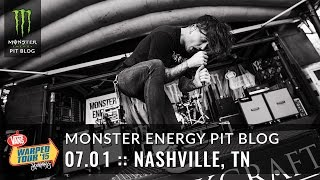 2015 Monster Energy Pit Blog: Nashville