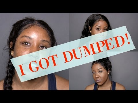 I Got DUMPED Because I Wore Too Much Makeup!? | Chit Chat GRWM