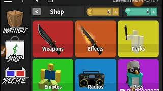 ROBLOX-Murder Mystery 2 All for free?!!!!!!!