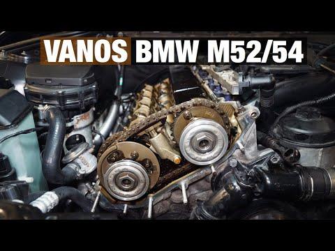 BMW M52/54, ремонт узла VANOS