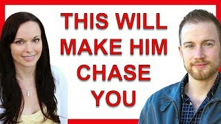 5 Secret Ways To Make Any Man Chase You (Even If He's Pulled Away) - LIVE with Clayton and Helena!