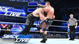 Big Show vs. Randy Orton - WWE World Cup Qualifying Match, Oct. 9, 2018