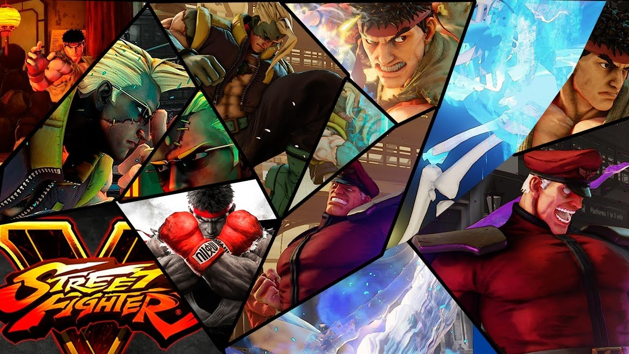 Sf5 New Vtriggers & Critical Arts Ideas (part 2) Youtube