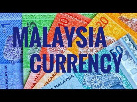 Malaysian Currency Ringgit