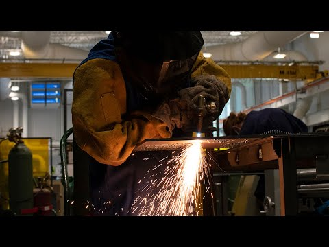 My Future Career - Metals Fabrication & Welding
