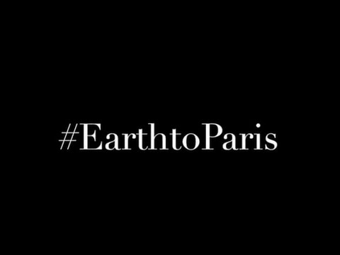 #EarthtoParis from MSEM students in Angers, France