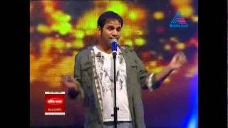 Vizhi moodi .... Unplugged [ Karthik on Amrita Kalyan Film Awards ]