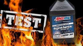Amsoil Signature Series 10W30 Który olej silnikowy jest najlepszy?