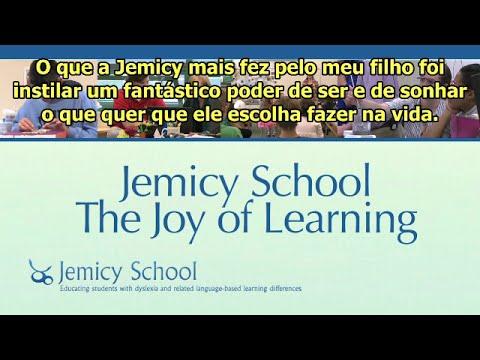 Jemicy School - Escola especializada em Dislexia