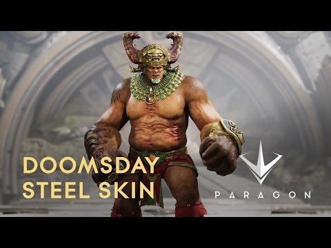 Paragon - Doomsday Steel Skin Trailer