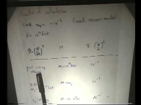 Stephen Shenker - Inflation as a window into short distance physics