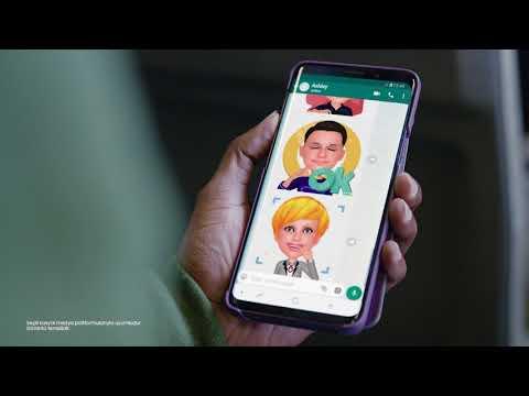 Samsung Galaxy S9'un yepyeni özelliklerini merak ediyor musun? #GalaxyS9