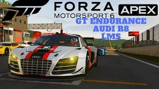 Forza Motorsport 6 Apex PC Gameplay Free to Play Racing Endurance with Audi R8 LMS 4K